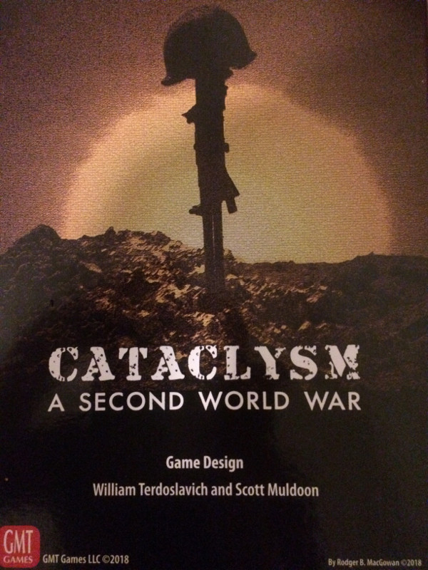 Cataclysm: A Second World War (2018)