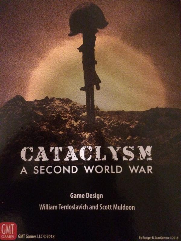 Cataclysm: A Second World War (2018)