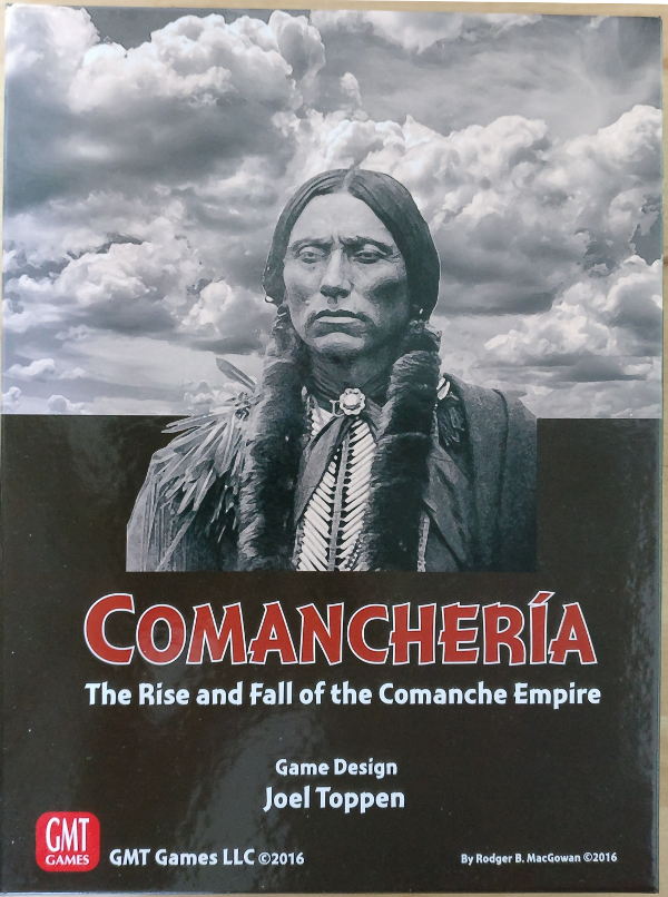 Comanchería: The Rise and Fall of the Comanche Empire (2016)