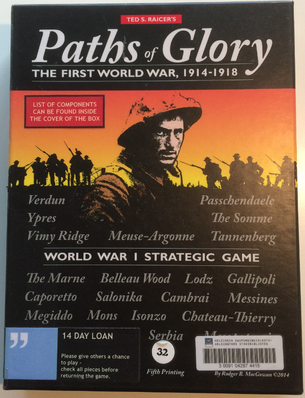 Paths of Glory (1999)