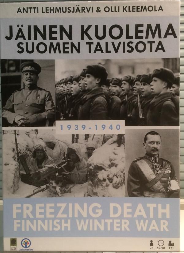 Jäinen kuolema: Suomen talvisota (2019)