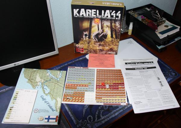Pelattuna: Karelia '44: The Last Campaign of the Continuation War (2011)